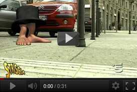 Striscia la Notizia   Effetti speciali Casanova (2005 2006) | produzioni tv  | Video Industriali | Filmati Aziendali | Giuseppe Galliano Multimedia Studio |