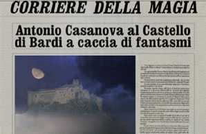 Effetti speciali Le Indagini dell'Impossibile – Italia 1 | produzioni tv  | Video Industriali | Filmati Aziendali | Giuseppe Galliano Multimedia Studio |