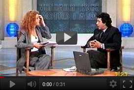 RAI UNO UNO MATTINA, 23 settembre 1999 Intervista a Giuseppe Galliano | press  | Video Industriali | Filmati Aziendali | Giuseppe Galliano Multimedia Studio |