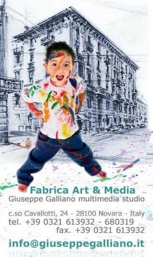 Contatti |  | Video Industriali | Filmati Aziendali | Giuseppe Galliano Multimedia Studio |