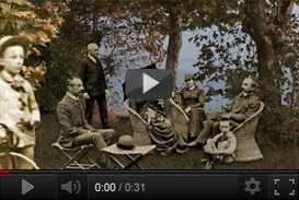 Faraggiana, ritratto di una famiglia   Fondazione Faraggiana (2011) | dvd  | Video Industriali | Filmati Aziendali | Giuseppe Galliano Multimedia Studio |