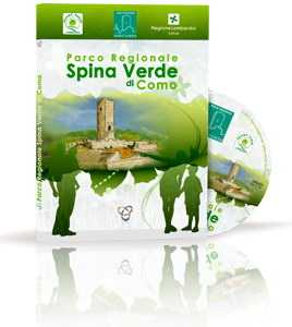 Parco Regionale Spina Verde Como   video 3d (Regione Lombardia 2011) | dvd  | Video Industriali | Filmati Aziendali | Giuseppe Galliano Multimedia Studio |