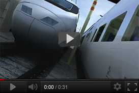 filmato istituzionale ERA   European Railway Agency (2009) | video industriali filmati istituzionali  | Video Industriali | Filmati Aziendali | Giuseppe Galliano Multimedia Studio |
