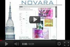 filmato istituzionale Novara Polis della ricerca e dell'innovazione (2003) | video industriali filmati istituzionali  | Video Industriali | Filmati Aziendali | Giuseppe Galliano Multimedia Studio |