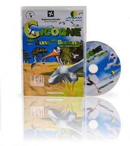 Cicogne: il volo in stereoscopia 3d delle signore dei cieli   Regione Lombardia (2009) | documentari  | Video Industriali | Filmati Aziendali | Giuseppe Galliano Multimedia Studio |