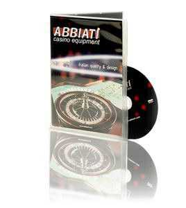 Abbiati Casino Equipment (2007) | cdrom  | Video Industriali | Filmati Aziendali | Giuseppe Galliano Multimedia Studio |