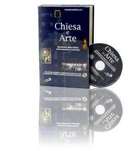 Chiesa e Arte (2000) | cdrom  | Video Industriali | Filmati Aziendali | Giuseppe Galliano Multimedia Studio |