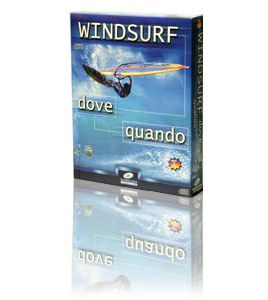 Windsurf, dove e quando (1998) | cdrom  | Video Industriali | Filmati Aziendali | Giuseppe Galliano Multimedia Studio |