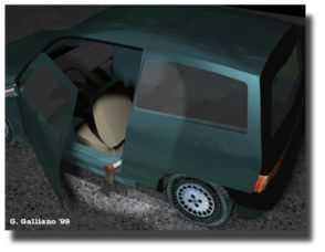 La prima ricostruzione del visus di un omicida (Novara 1999 e Corte dAppello Torino 2000) | ricostruz forensi  | Video Industriali | Filmati Aziendali | Giuseppe Galliano Multimedia Studio |