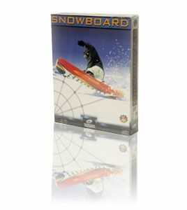 Snowboard (1999) | cdrom  | Video Industriali | Filmati Aziendali | Giuseppe Galliano Multimedia Studio |