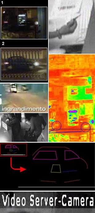 ingrandimento videoriprese in notturna   |  | Video Industriali | Filmati Aziendali | Giuseppe Galliano Multimedia Studio |