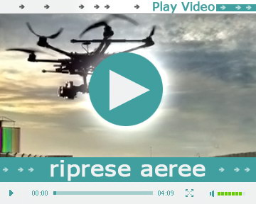 riprese con drone  |  | Video Industriali | Filmati Aziendali | Giuseppe Galliano Multimedia Studio |