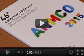 Video istituzionale ANMCO e backstage 46 congresso 2015 | produzioni medicali  | Video Industriali | Filmati Aziendali | Giuseppe Galliano Multimedia Studio |