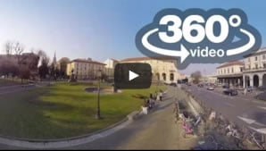 video 360 gradi panoramici Reggio Emilia  |  | Video Industriali | Filmati Aziendali | Giuseppe Galliano Multimedia Studio |