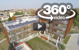 video 360 gradi filmati drone panoramici Marche |  | Video Industriali | Filmati Aziendali | Giuseppe Galliano Multimedia Studio |
