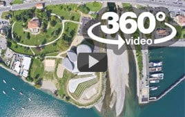 vídeo aéreo panorámico de 360 grados |  | Video Industriali | Filmati Aziendali | Video 3D | Video per aziende | .: Giuseppe Galliano Multimedia Studio :. | Giuseppe Galliano