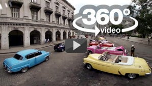 Habana@360 video a 360 gradi (2017) | documentari  | Video Industriali | Filmati Aziendali | Giuseppe Galliano Multimedia Studio |