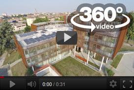 riprese aeree Centro Ricerca Ipazia Novara (2016) | riprese aeree drone  | Video Industriali | Filmati Aziendali | Giuseppe Galliano Multimedia Studio |