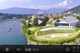 riprese aeree Centro Eventi Il Maggiore Verbania (2016) | riprese aeree drone  | Video Industriali | Filmati Aziendali | Giuseppe Galliano Multimedia Studio |