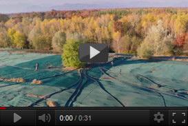 riprese aeree con drone della discarica di Ghemme (2016) | riprese aeree drone  | Video Industriali | Filmati Aziendali | Giuseppe Galliano Multimedia Studio |
