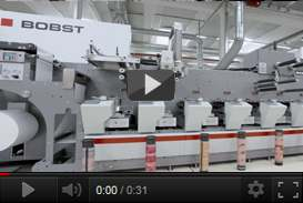 video industriale Bobst M1 (2017) | video industriali filmati istituzionali  | Video Industriali | Filmati Aziendali | Giuseppe Galliano Multimedia Studio |