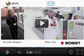 diretta streaming bobst labelexpo 2017 | video industriali filmati istituzionali  | Video Industriali | Filmati Aziendali | Giuseppe Galliano Multimedia Studio |