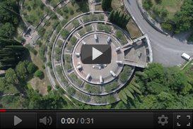 riprese aeree drone Vittoriale degli Italiani | riprese aeree drone  | Video Industriali | Filmati Aziendali | Giuseppe Galliano Multimedia Studio |
