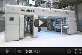 video Tutorial Bobst Cl 750 (2018) | video industriali filmati istituzionali  | Video Industriali | Filmati Aziendali | Giuseppe Galliano Multimedia Studio |