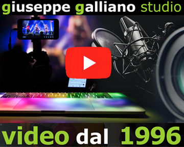 Giuseppe Galliano Multimedia Studio |  | Video Industriali | Filmati Aziendali | Giuseppe Galliano Multimedia Studio |