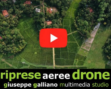 riprese aeree con droni professionali Benevento Campania |  | Video Industriali | Filmati Aziendali | Giuseppe Galliano Multimedia Studio |